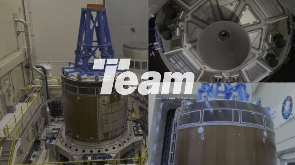 Team Corporation. Where Vibration Test Systems that Push the Envelope