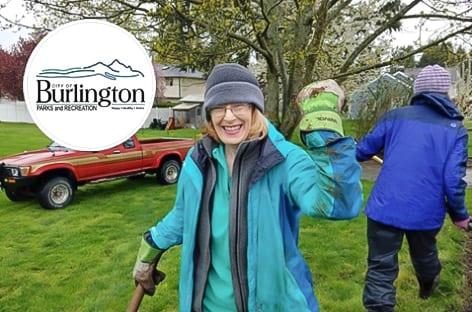 Team Corporation volunteers help Burlington Parks