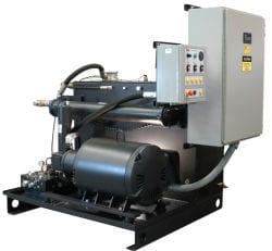 Team Corporation hydraulic power supply.