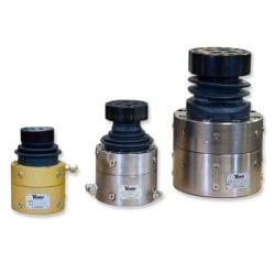 Team Corporation HydraBall hydrostatic bearing ball joint.