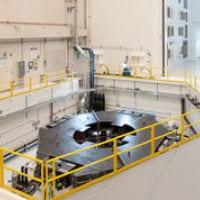 Custom vibration test system built by Team Corporation for NASA.