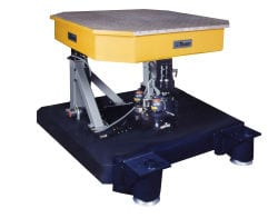 Pitch Table Test System from Team Corporation