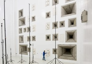 Team Corporation NASA Reverberant Acoustic Testing Facility (RATF)