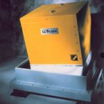 In 1995 Team Corporation introduces the CUBE™ - a compact, modular 6 degree of freedom test system.